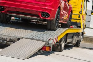 Fairfax Virginia Flatbed Towing